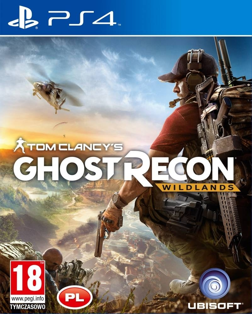 Tom Clancys Ghost Recon Wildlands PL (PS4)